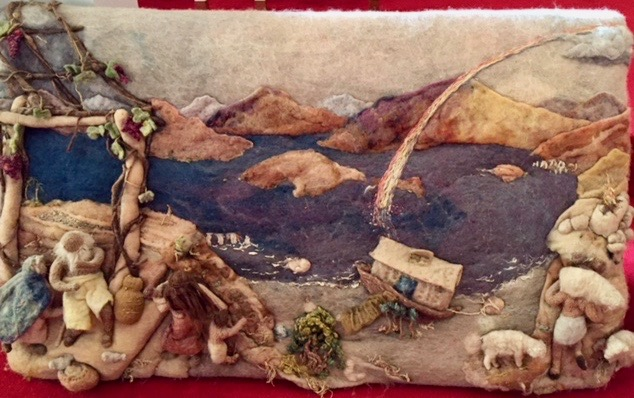 Noah Arc quilt