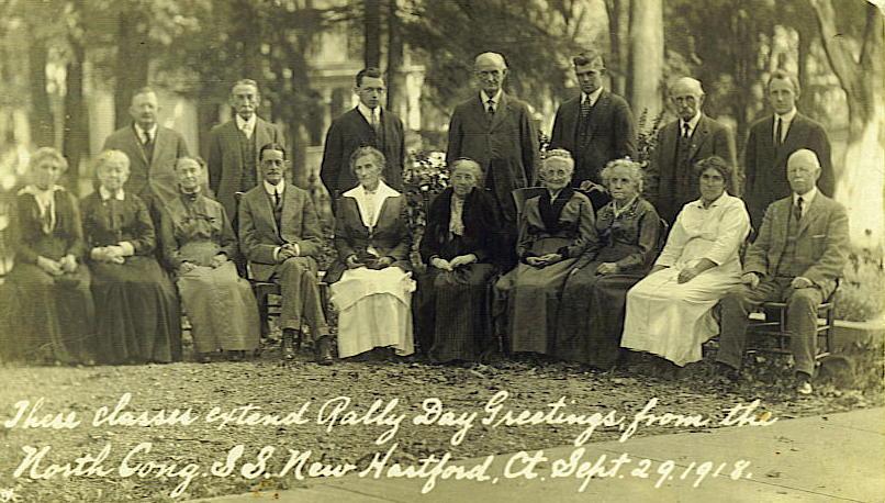 Sunday School Teachers 1918