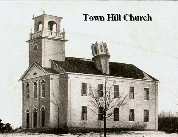 Town Hill CHurch Stabbed 1912